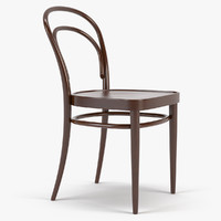 fbx thonet chair 214