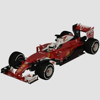 Ferrari SF16 Car