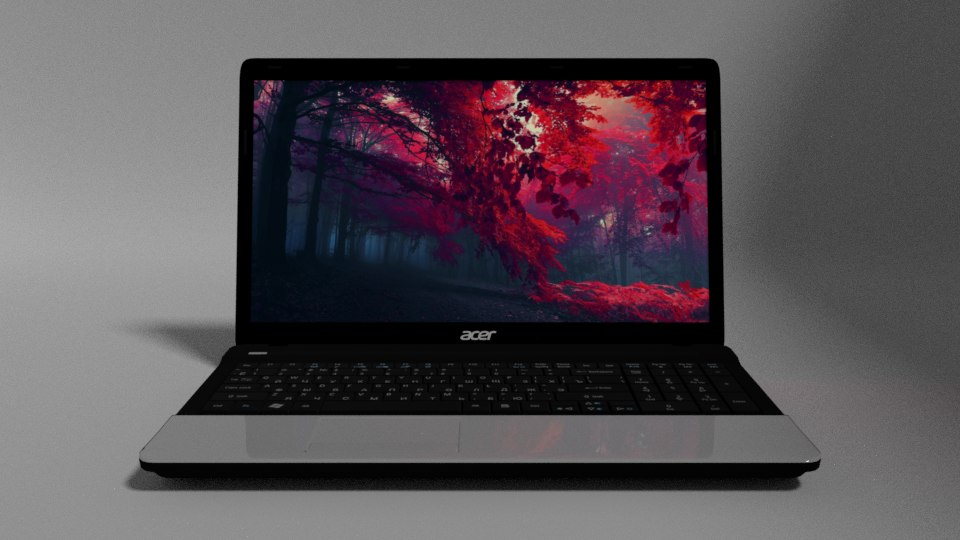 notebook acer aspire e 3d blend