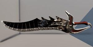 obj sword udk 3