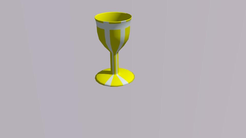 3d model chalice