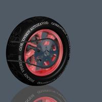 max wheel