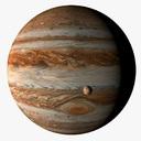 Jupiter 3D models