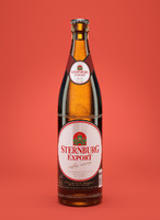 sternburg beer bottle 3d model