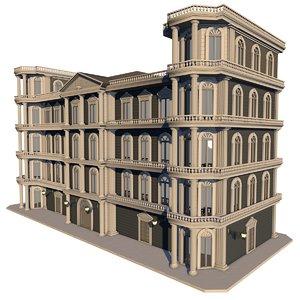 european building victorian x