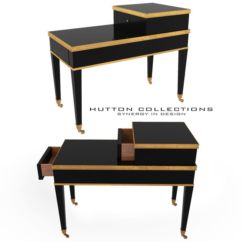hutton collections jujupiter table 3d max