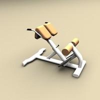 3d raise gym