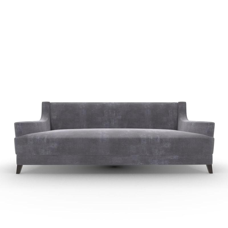 3d wentworth sofa