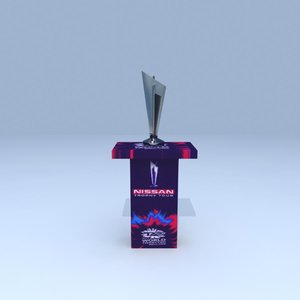 t20 trophy stand 3d model