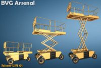 Scissor lift - HQ