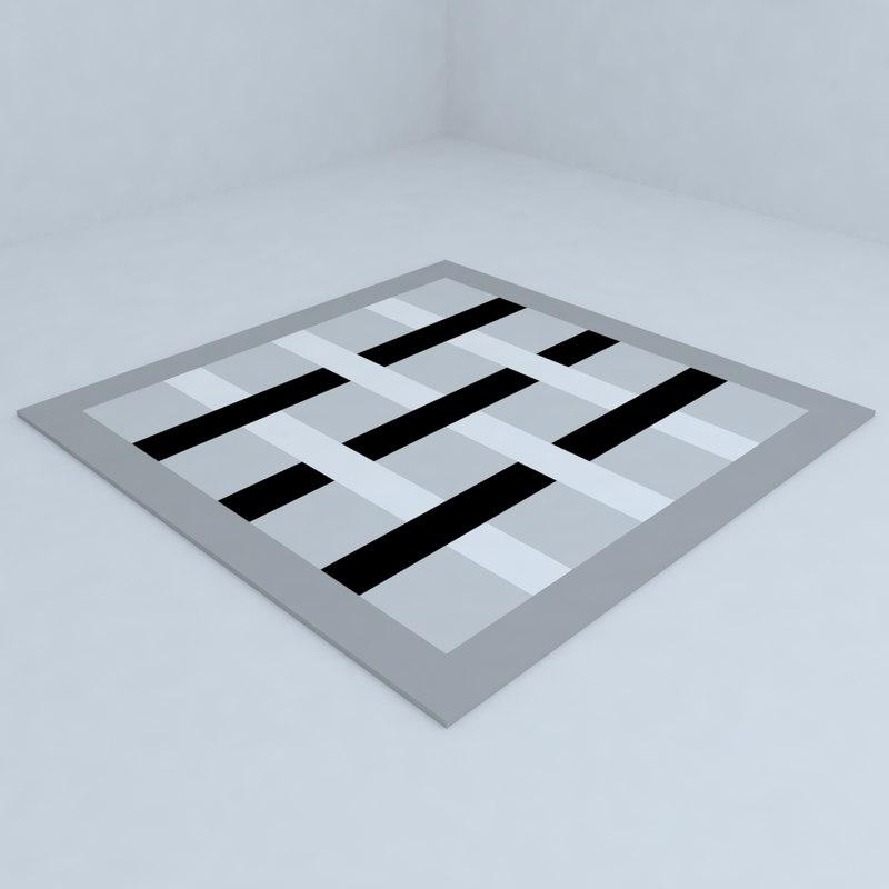 3d max flooring