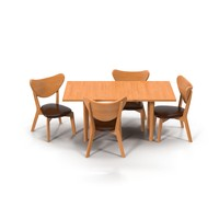 Diner_Table_and_Chair