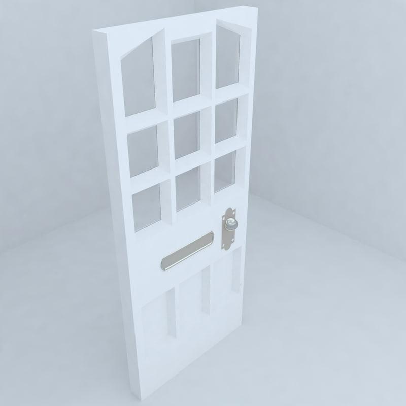 3d x doors