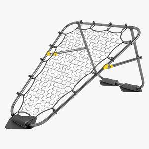 sklz basketball rebounder 3d model
