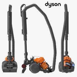 3d dyson animal pro dc model