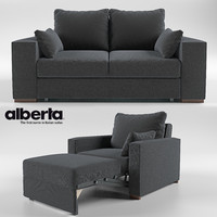 Togo sofa+armchair+bed