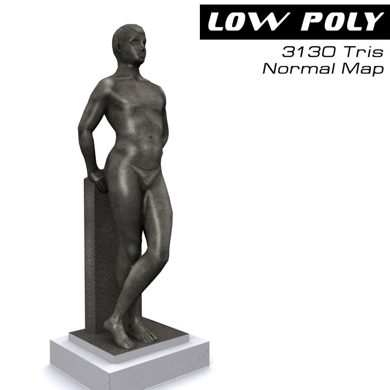 obj sculpture ready games