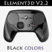 element v2 2 steam 3d model