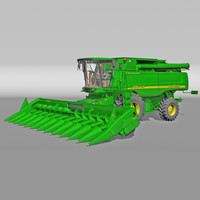 JOHN DEERE 9880 Corn Head