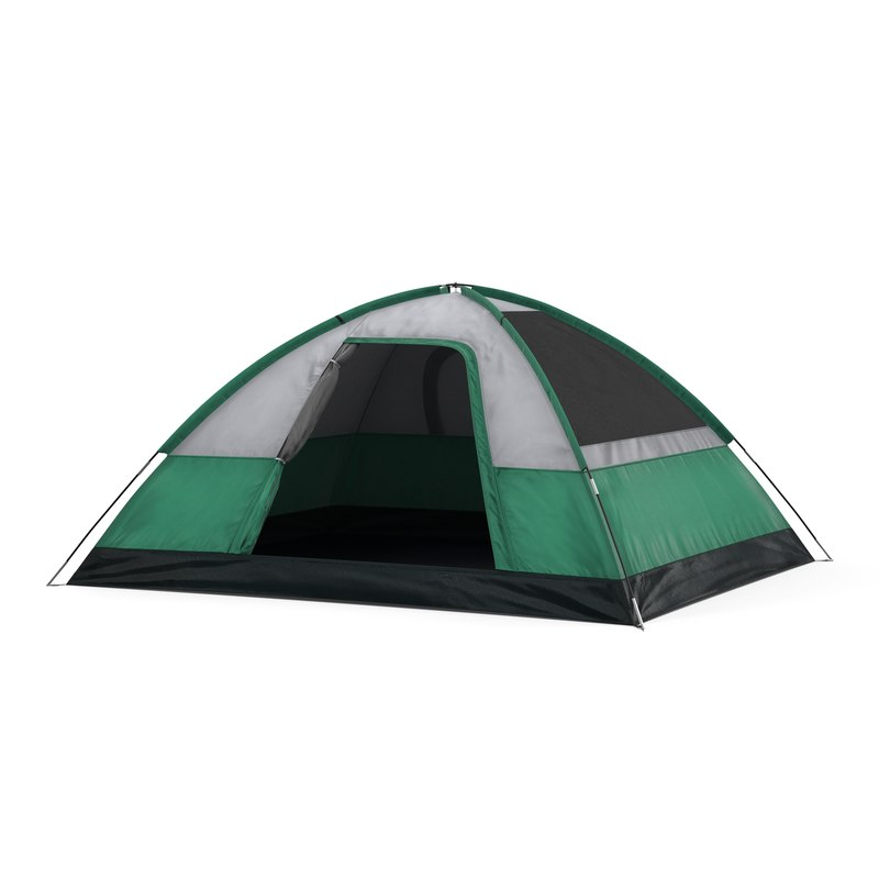 3d dome tent