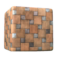 Wood and Steel Tiles