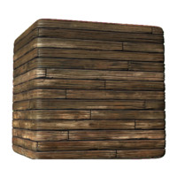 Plain Wooden Planks