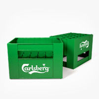Plastic Beer Crate