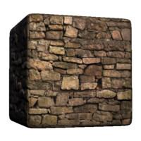 Random Rock Wall
