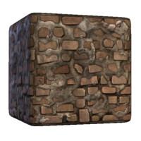 Brick Uneven Grout