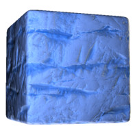 Jagged Blocky Ice