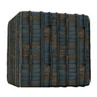 Reinforced Wood Wall
