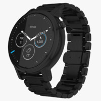 Moto 360 2nd Gen Black