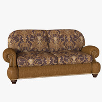 3d model classical sofa furniture roybosh