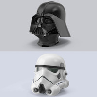 Star Wars Helmet Set