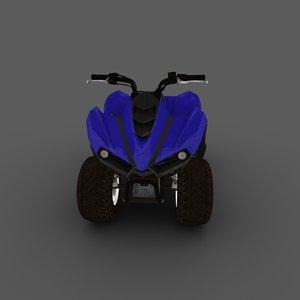 motocycle max 3d max