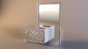 3d model of gamadecor furniture