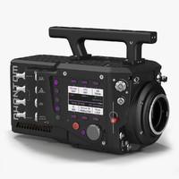 Camera Phantom Flex4K 3D Model