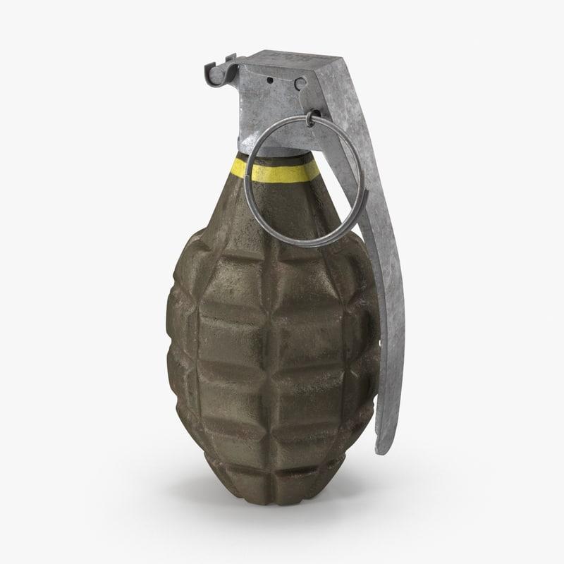 mk2 grenade max