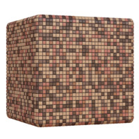 Mosiac Wood Tile