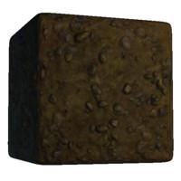 Mossy Dirt Stones