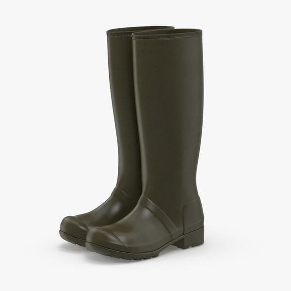 rain boots max