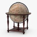 globe 3D models