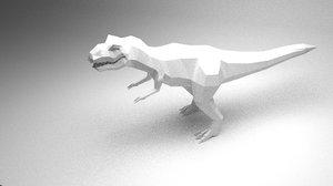 3d dinosaur blender
