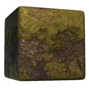 Muddy Moss