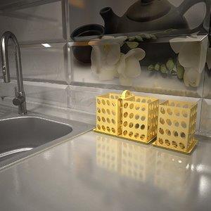 3d 2 cutlery dryer