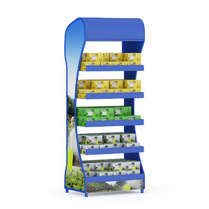 supermarket shelf tea boxes max