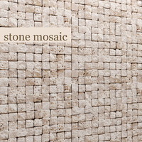 stone mosaic marble