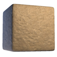 Sand Colored Plaster Base