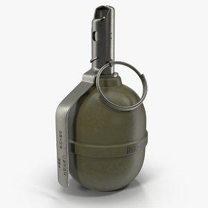3d max grenade rgo-88