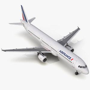 max airbus a321 air france